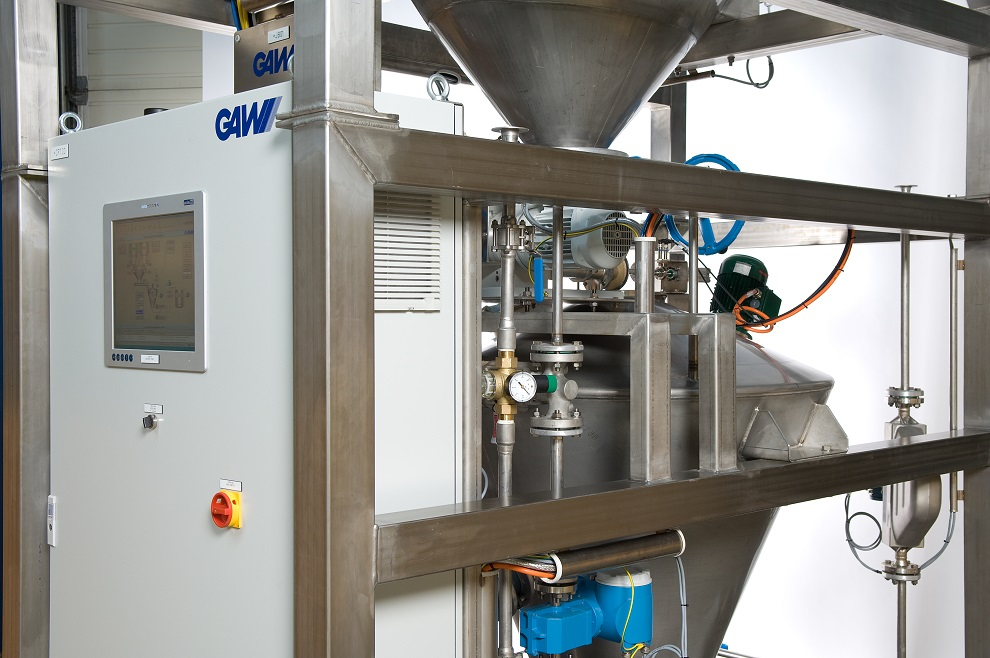 GAW gruppe technologies industrial plants sodium dithionite solvent system 01 res