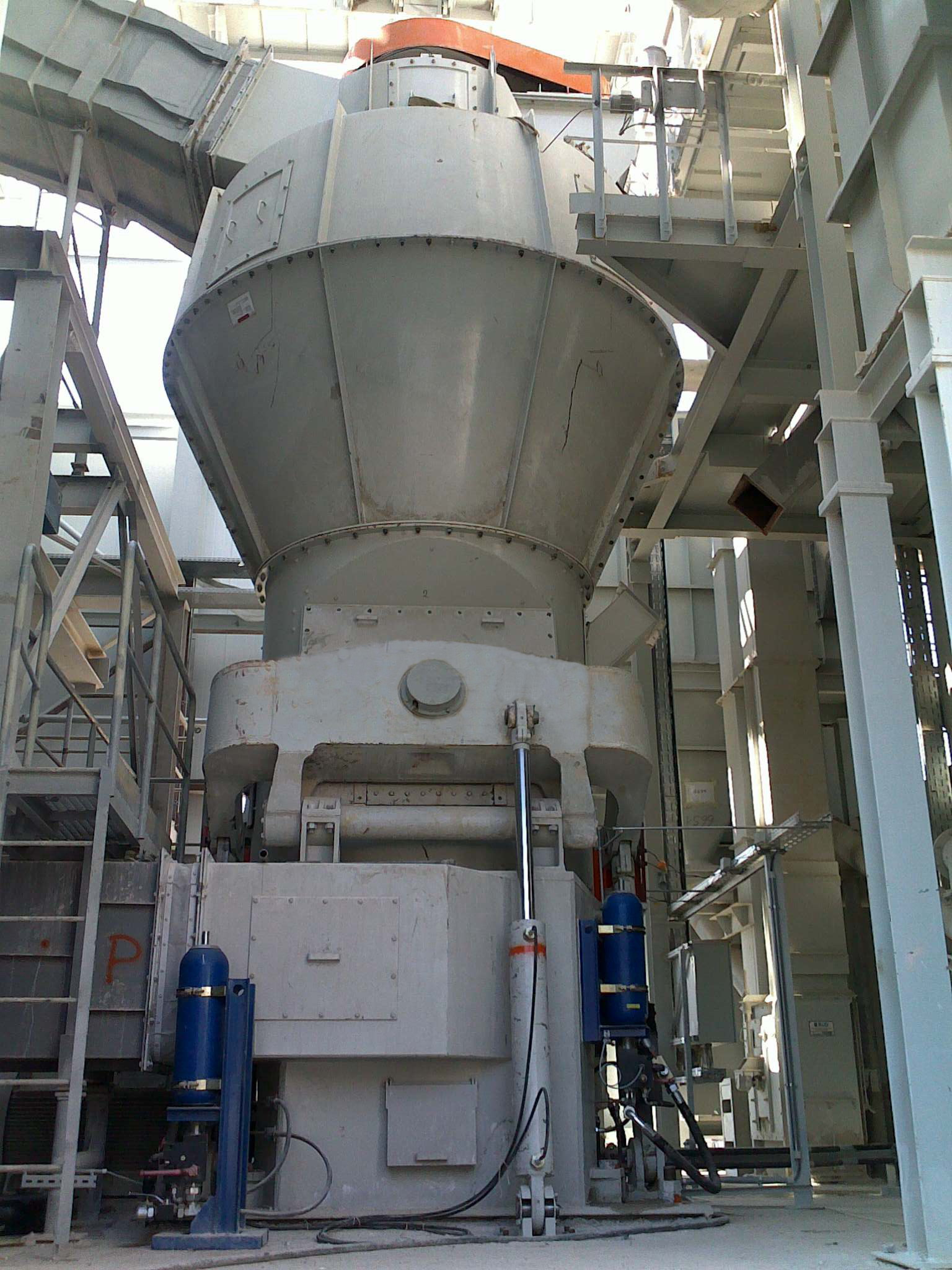 GAW group technologies GCC preparation industrial plants coating 06